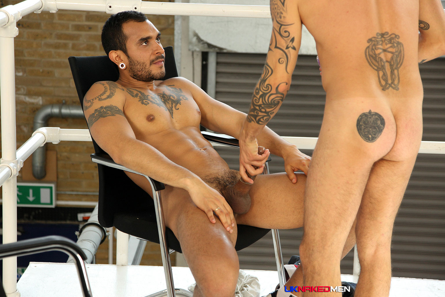 Johnny Hazzard and Lucio Saints 18