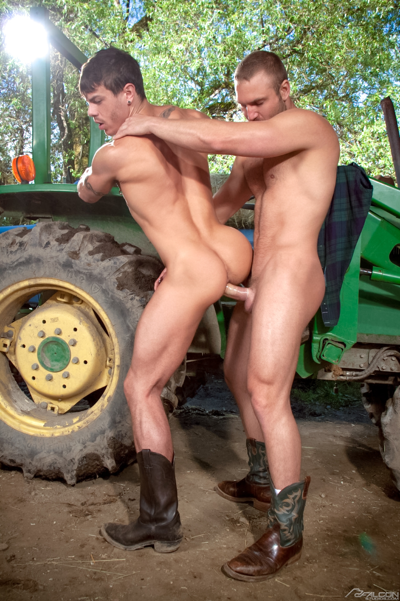 from Cohen gay ranch hands