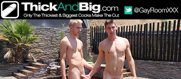 Photo of GayRoom lanza su nueva web ThickAndBig.com