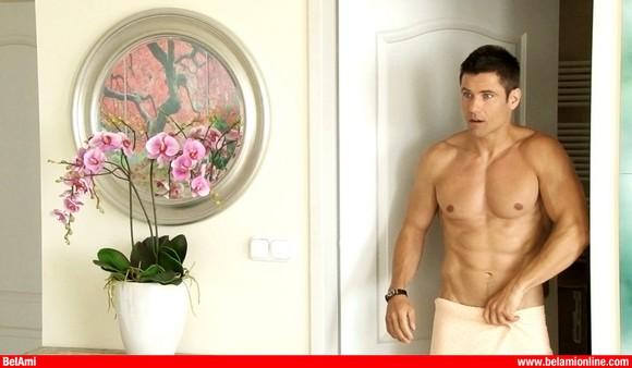 Lukas-Ridgeston-Bel-Ami-Gay-Porn-Star-Shower-Scene-1