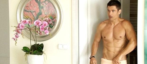 """Photo of Video preview de 90 segundos de Lukas Ridgeston duchándose para """"Forever Lukas"""" en BelAmi"""