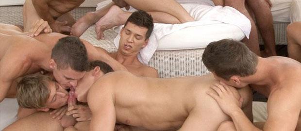 Vdeos gay de sexo oral gratis Hombres chupando