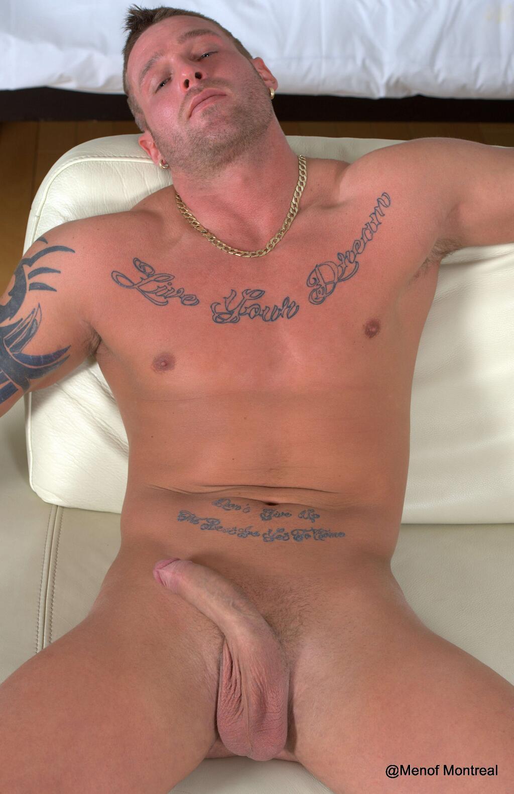 Porn bronco naked brandon
