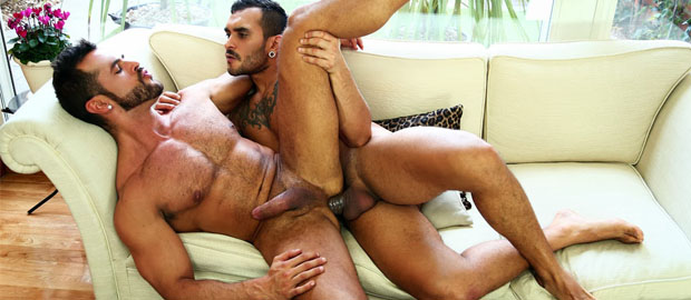 Photo of [Lucio Saints] Lucio Saints le revienta el culo al español Denis Vega