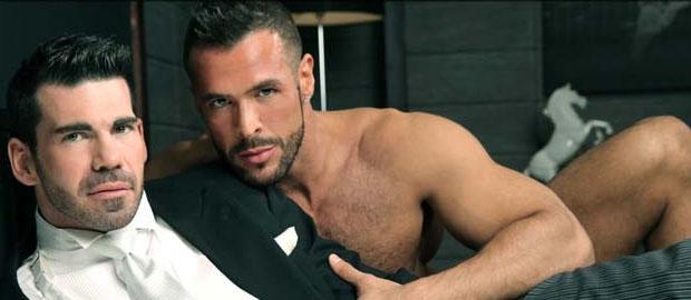 Photo of [Men At Play] El macho español Denis Vega le regala su culazo a Billy Santoro