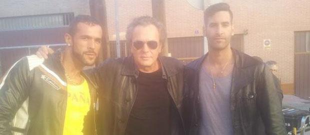 Photo of El actor porno gay Denis Vega aparece como matón en la serie de El Príncipe de Telecinco