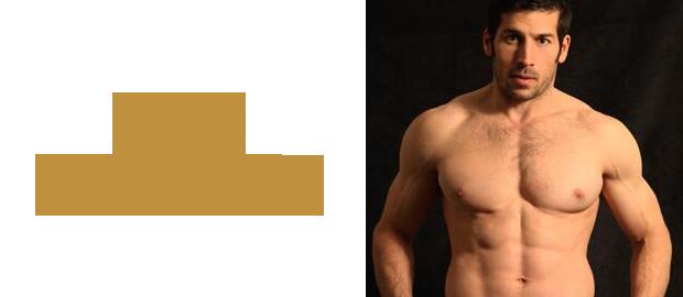 Photo of Leo Giamani regresa en una sesión de fotos para Paragon Men