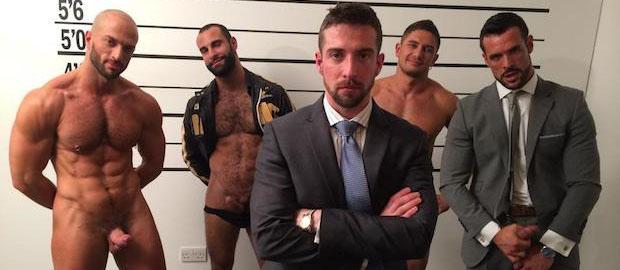 Photo of Muy pronto orgía entre machos a lo grande con Bruno Boni, Paco, Denis Vega, Dato Foland & Scott Hunter en Men At Play