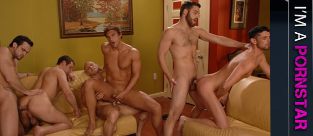 Photo of I'm a Porn Star documental (ep. 5 & 6) con Rocco Reed & Brent Everett