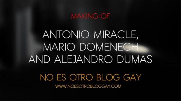 making of antonio mario alejandro 21