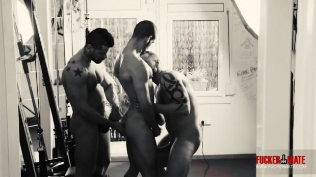 making of antonio mario alejandro 9