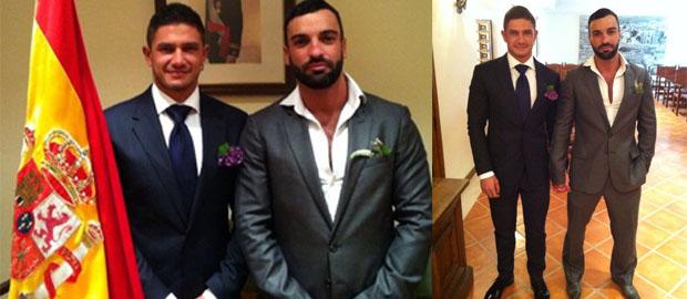 Photo of La boda de Dato Foland y Abraham Al Malek en España