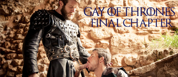 "Photo of [MEN] Colby Keller se folla a Toby Dutch en el intenso final de ""Gay Of Thrones, Part 4"""