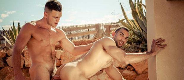 """Photo of [MEN] Paddy O'Brian se folla a Juan Lopez y le revienta de leche en """"Men In Ibiza, Part 1"""""""