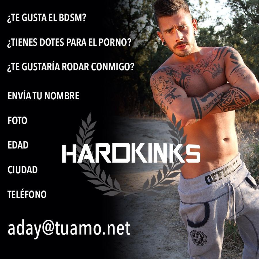 casting con Aday Traun