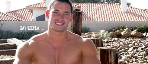 Photo of [GayHoopla] Nueva escena gratis de la paja completa del guaperas Ryan Winter