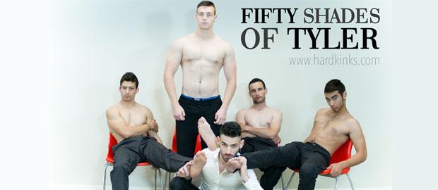 Photo of [Hard Kinks] 50 sombras de Tyler con Javi Roma, Abel Bunker, Eloy Fox, Ricky Ruiz y Tyler Roding