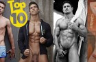 TOP 10 Actores Porno Gay 2015