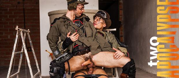 """Photo of [MEN] Jay Roberts se folla a Dario Beck como si no hubiera un mañana en """"Apocalypse"""" (Parte 2)"""