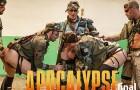 """[MEN] Orgía final con Paddy O'Brian, Damien Crosse, Hector De Silva, Dario Beck y Jay Roberts en """"Apocalypse"""" (Parte 4)"""