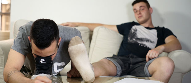 Photo of [Hard Kinks] David Paw se folla a Alex Thor con su anaconda y Tyler Roding putea a su compi de piso Rafa Marco