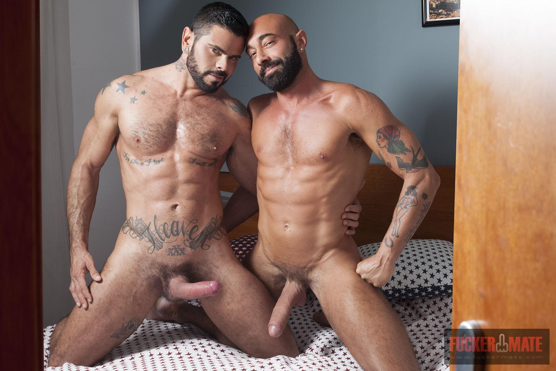 Photo of [Fucker Mate] Gianni Maggio y Mario Domenech follada sin condón entre vecinos cachondos