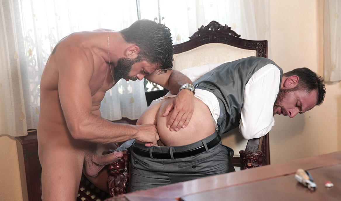 Photo of [Men At Play] Hector de Silva y Aitor Bravo pierden la virginidad el día antes de la boda