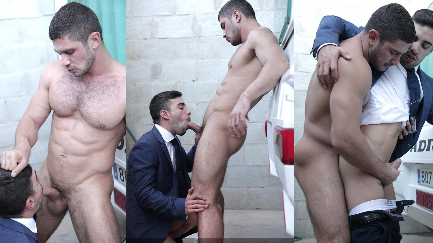 Photo of [Men At Play] Dato Foland le folla la boca y el ojete a Josh Milk y le lefa la jeta