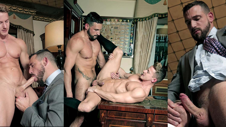 Photo of [Men At Play] Darius Ferdynand mendiga y roba la pollaza de Enzo Rimenez