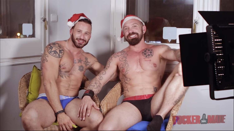 Photo of Fucker Mate nos desea Feliz Navidad con un especial tras las cámaras