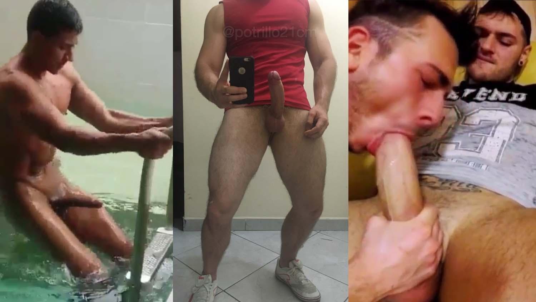 Photo of Gay Porn NOW | El ciego, el gordo, pajote a dos manos, ojetes abiertos, desmadre en las fiestas de Navidad y nieve, mucha nieve para todos