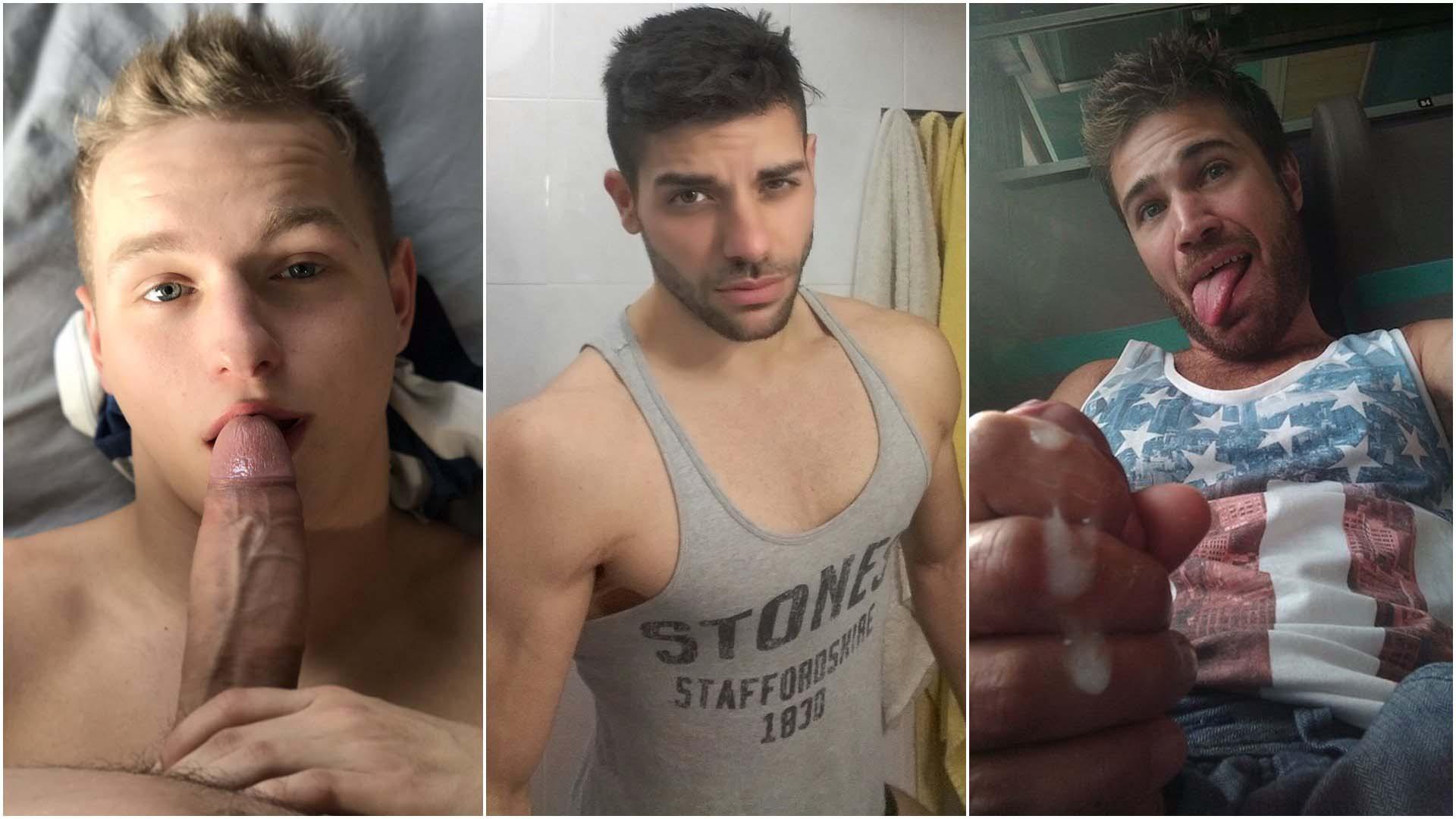 Photo of Gay Porn NOW | El primo pollón de Koldo Goran, el salami de Aday Traun, futuros actores porno en Cam4, corrida dentro de un globo, auto faciales y más