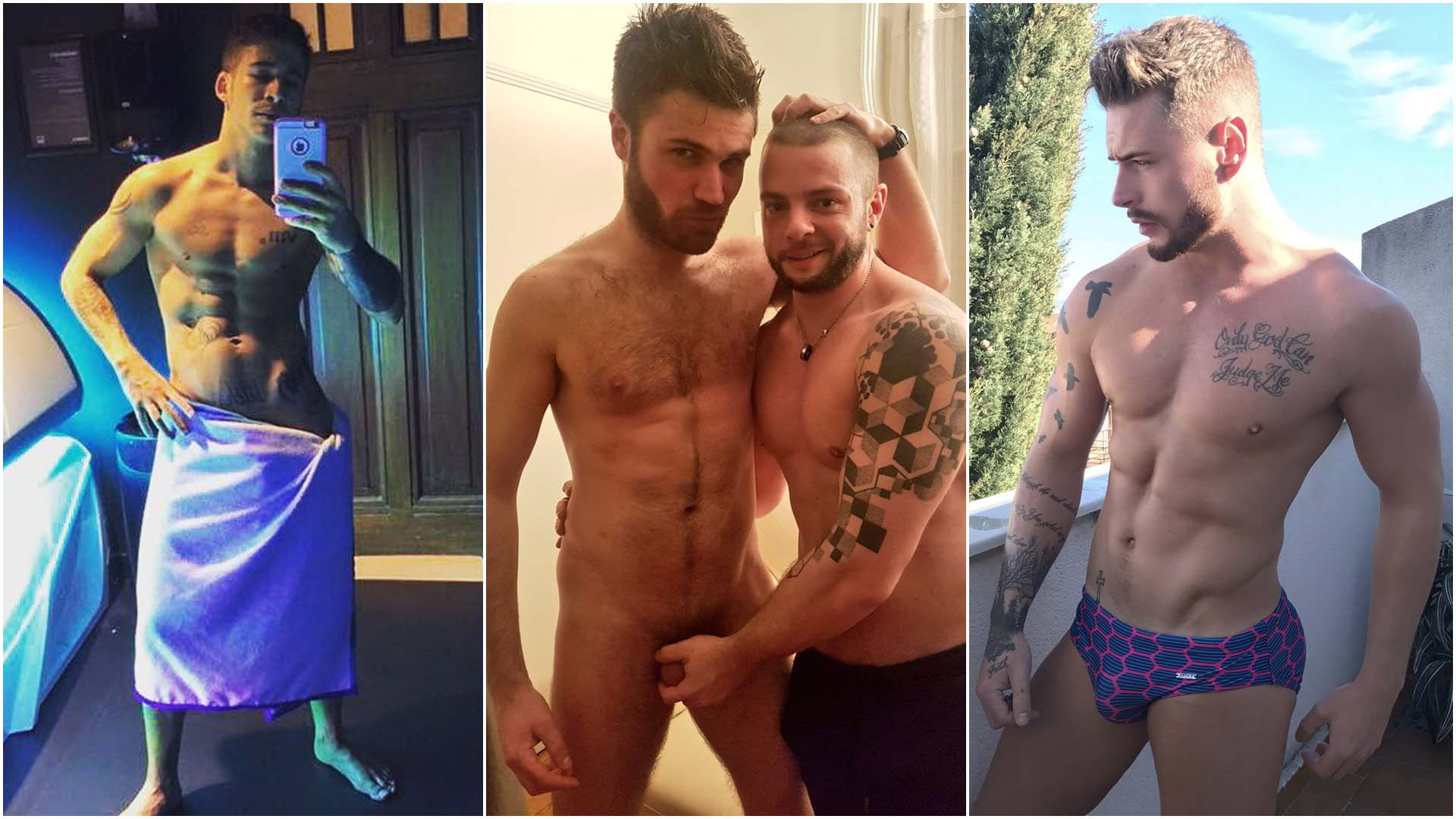Photo of Gay Porn NOW | David Avila vive el eurodrama, Adrian Dimas irá a un reality, Sergio Mutty se la jala con un colega, la polla alien y amor con mucha leche para San Valentín