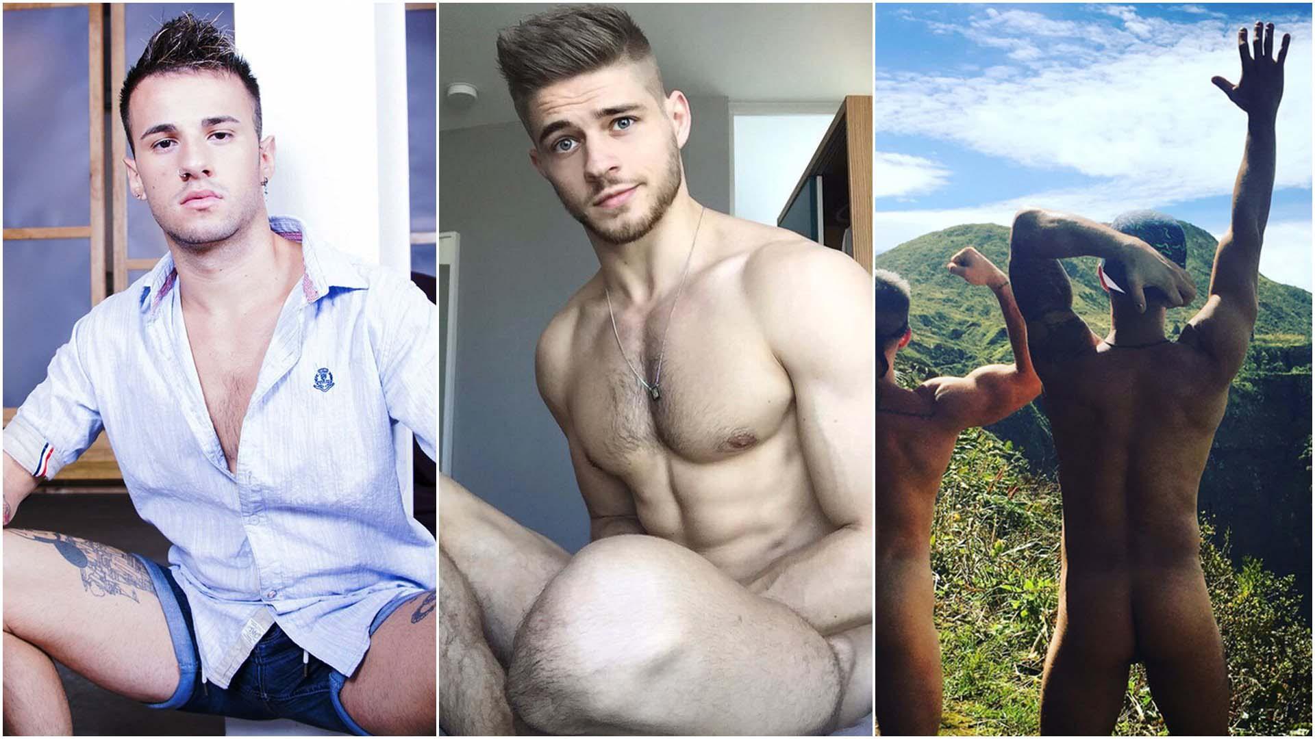 Photo of Gay Porn NOW | Carnavales con Viktor Rom y David Avila, el pollón y los huevos de Alejandro Castillo, el tragón de Madrid, desayuno en la cama y más
