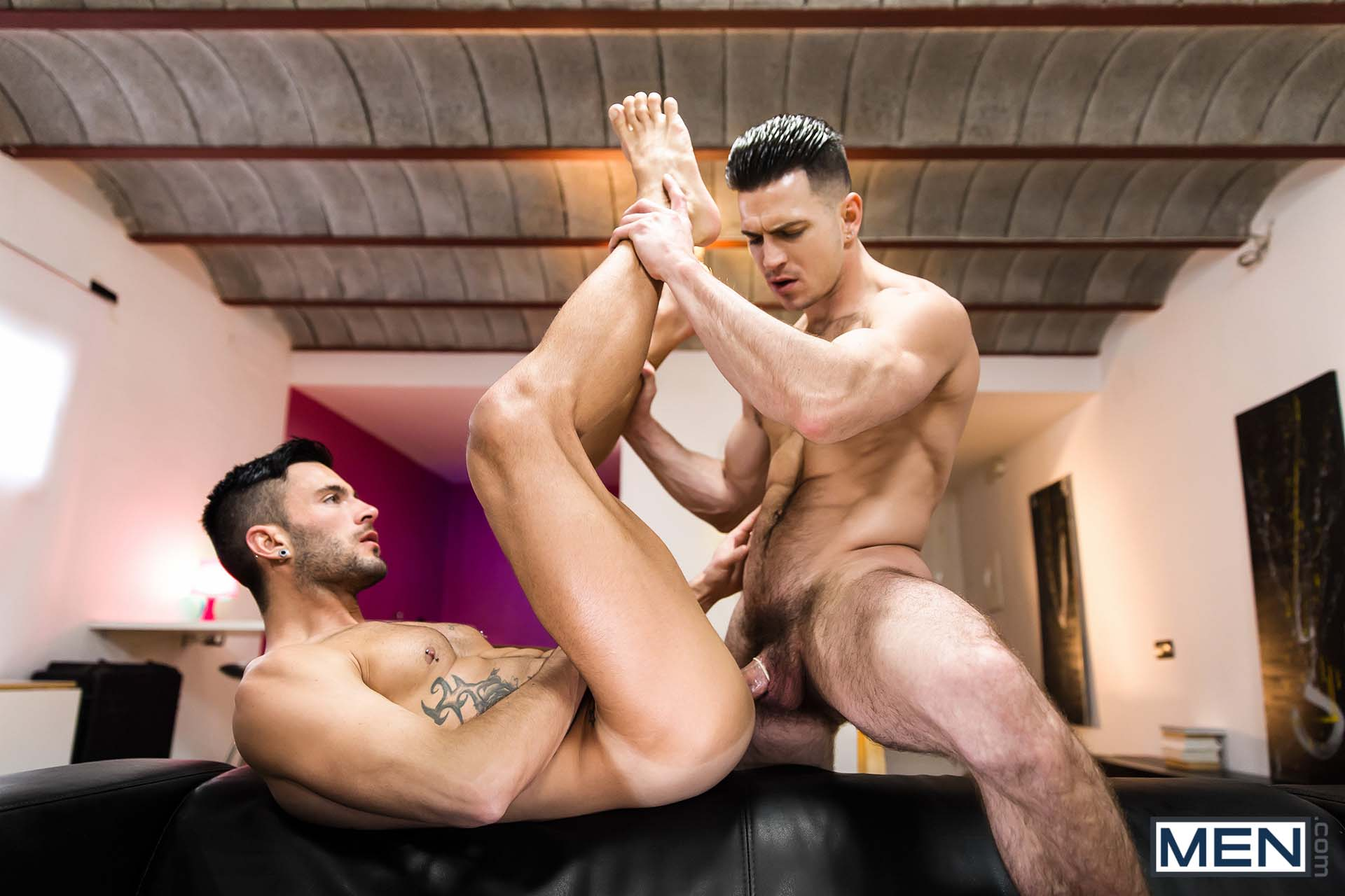 "Photo of Paddy O'Brian se folla el culazo de Andy Star en ""Hat Trick, Parte 1"" de Alter Sin 