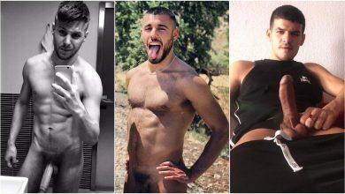 Photo of Gay Porn NOW Summer   Chucho gafotas, la faraónica polla de Viktor Rom, el pollón chorreante de Sergio Mutty, Koldo Goran se mea en la ducha