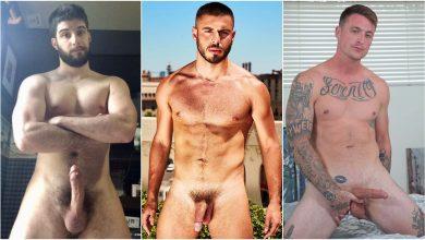 Photo of Gay Porn NOW Pride   Chucho Martin debuta en el porno gay, Ricardo Tacoronte Mr Gay España 2017, dos años con Hector de Silva, cruising comiendo lefa en la Casa de Campo