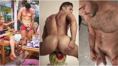Photo of Gay Porn NOW Heat Wave | Pajote en el jacuzzi de Sergio Mutty, Dato Foland se folla una sandía, el pollón adivino de Koldo Goran, refresco de pajas, helado de lefa en toda la jeta, empotradores y más