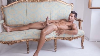 Photo of Marc Ruffalo | Summer Break art collection by Rick Day | Bel Ami Online