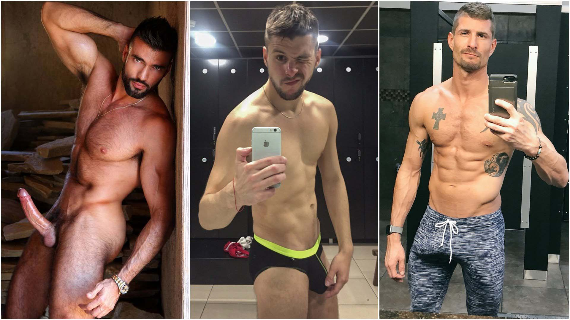 Photo of Gay Porn NOW In Love | Enamorado de Dmitry Osten, folla saludos de Viktor Rom, Jason Vario se marca un instinto básico, follad a Wally, deslechando al leñador, tragalefas y pajotes lecheros