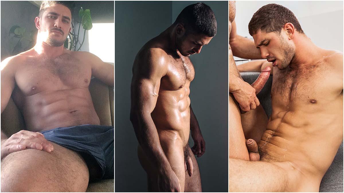 Actores porno gay lindos