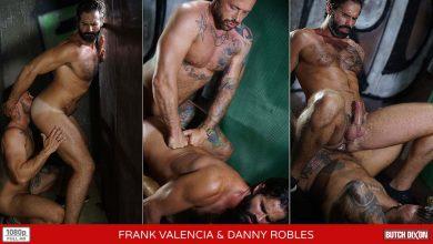 Photo of Frank Valencia se folla el culazo de Dani Robles entre las paredes de un caserón olvidado | Butch Dixon