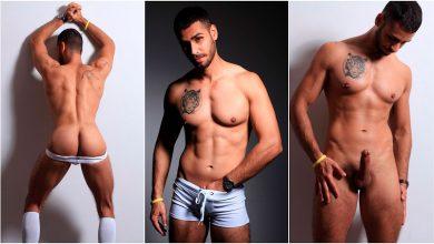 Photo of El seductor Arvin enseña todos sus encantos | Male Model