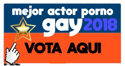 VOTA MEJOR ACTOR PORNO 2018