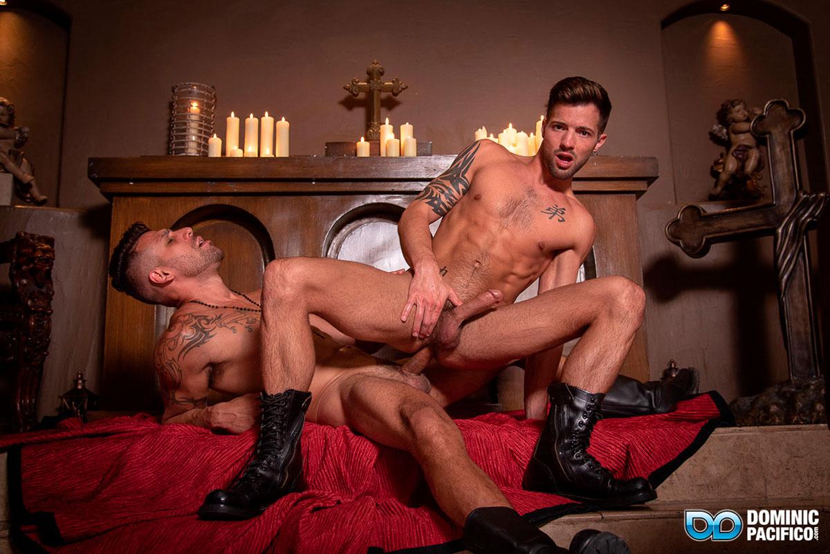 Actores Porno Gay Confesiones fx rios se folla a casey everett sin condón sobre el altar
