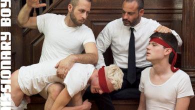Photo of El presidente Joel Someone da de comer rabo a un granuja hasta llenarle la boca de lefa | Missionary Boys