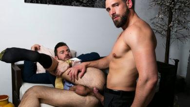 Photo of Enzo Rimenez empotra el culazo de Dario Beck y esnifa sus calcetos | Men At Play