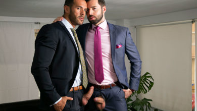 Photo of Denis Vega se folla a su compi de trabajo buenorro Dario Beck | Men At Play