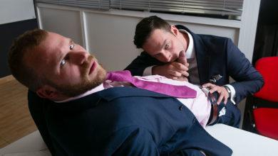Photo of Damon Heart se folla a Malek Tobias en la sala de interrogatorios y le come los huevos | Men At Play