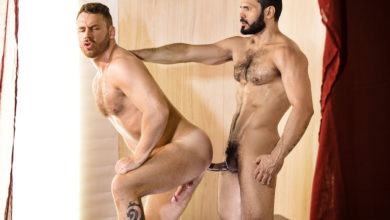 Photo of Jean Franko mete su enorme rabo al chulazo Logan Moore | MEN